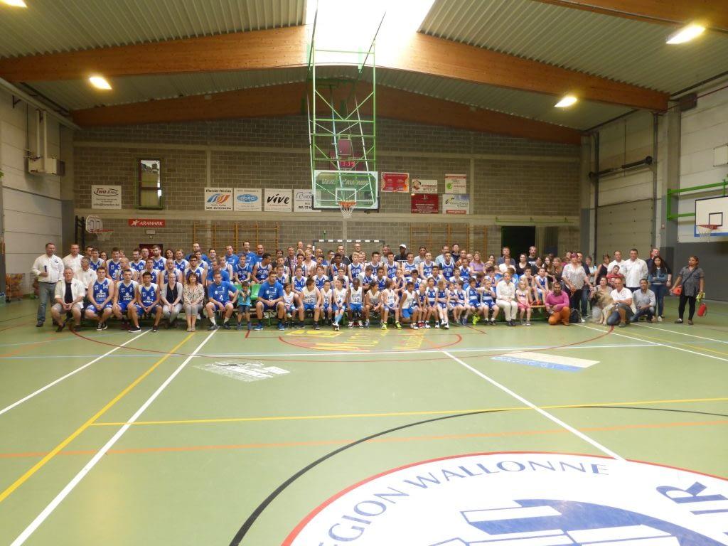 Hall sportif de Jambes