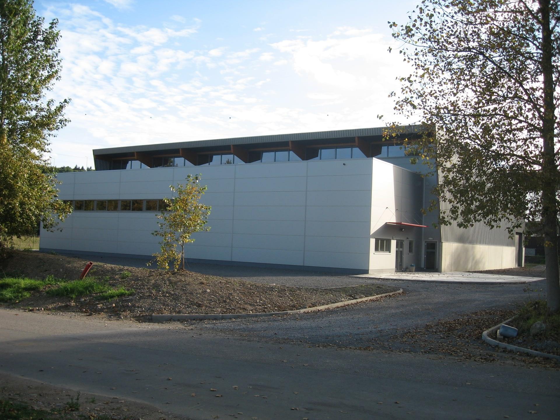 Hall sportif de Beez