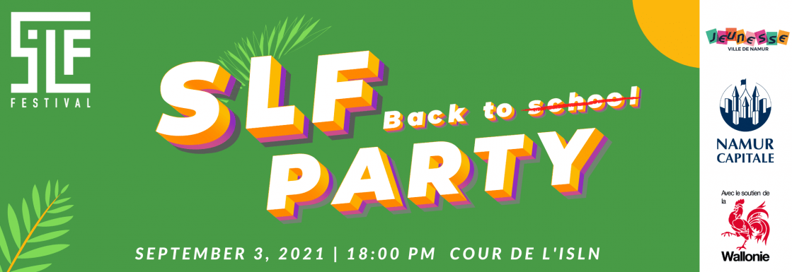 SLF Back to (School) PARTY