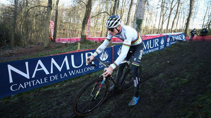 Championnats d'Europe cyclo-cross à Namur en 2022