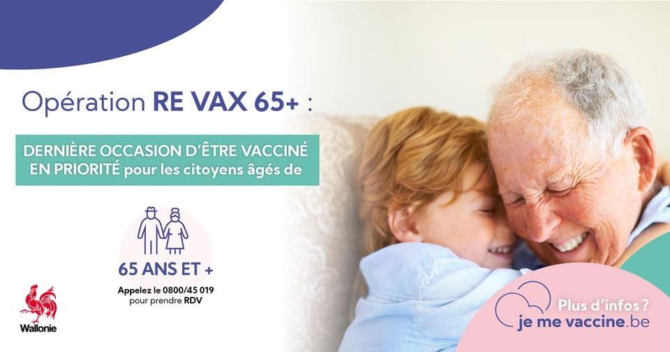 Vaccination des plus de 65 ans