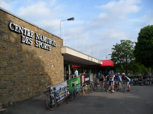 Hall Centre Namurois des Sports – Tabora